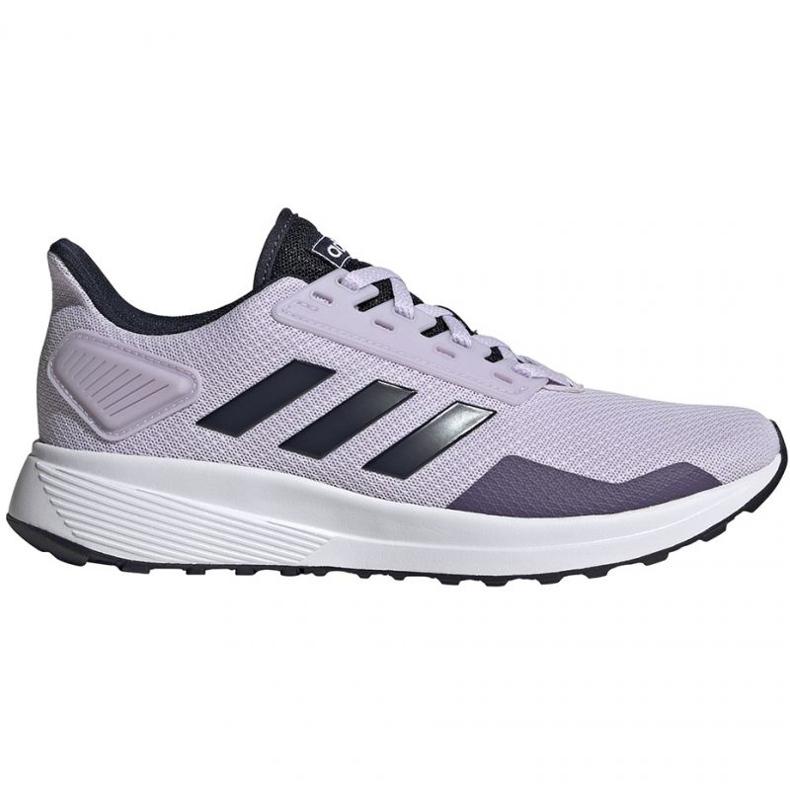 Adidas Duramo 9 W EG2939 running shoes violet