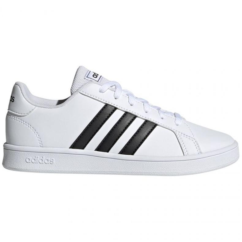 Adidas Grand Court K Jr EF0103 shoes white