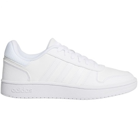 Adidas Hoops 2.0 K Jr F35891 shoes white