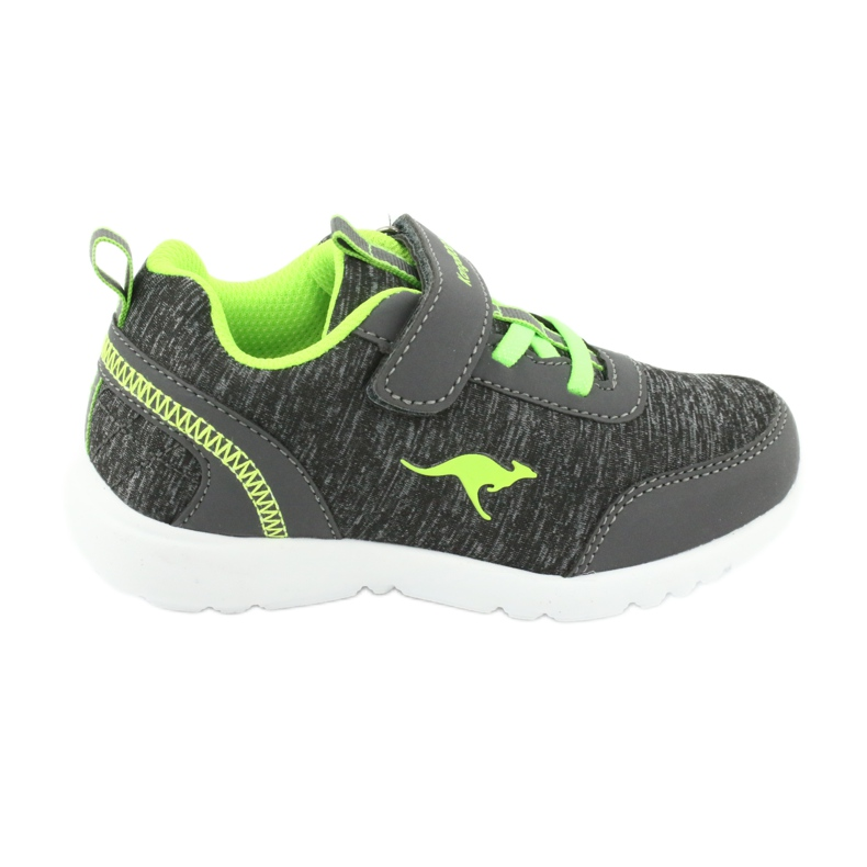 Dp008Light KangaROOS 02051 gray sports shoes grey green