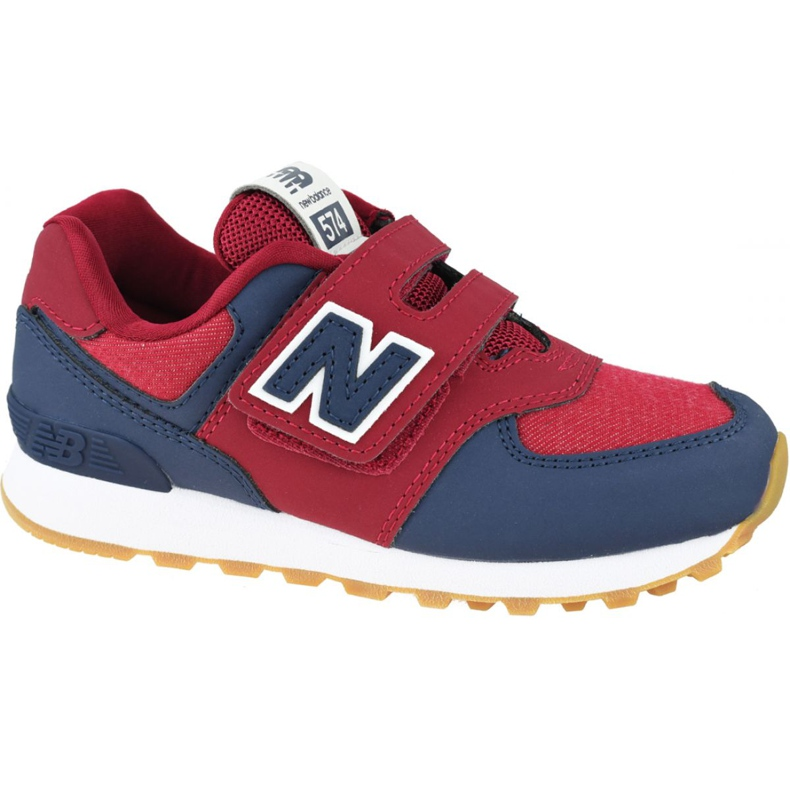 New Balance Jr YV574DMI shoes red
