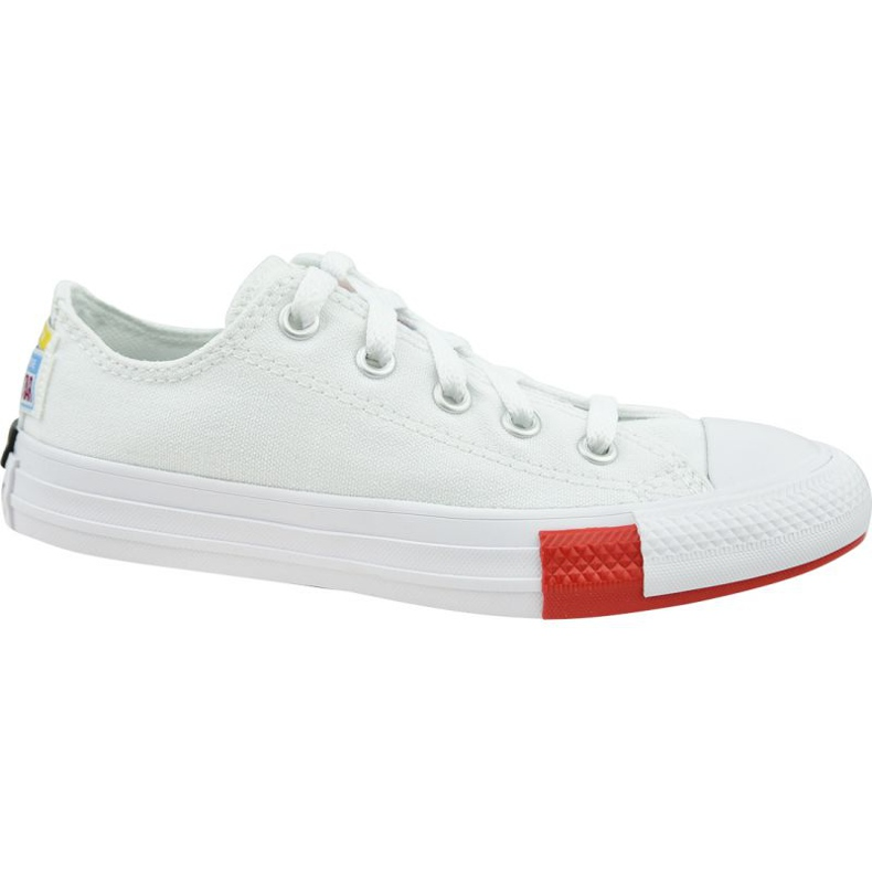 Converse Chuck Taylor All Star Jr 366993C shoes white