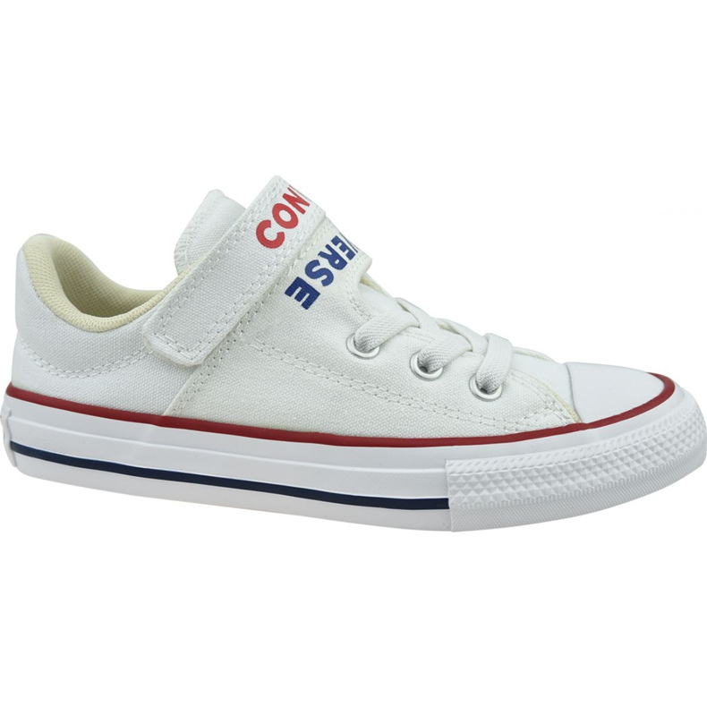 Converse Chuck Taylor All Star Double Strap Jr 666927C white