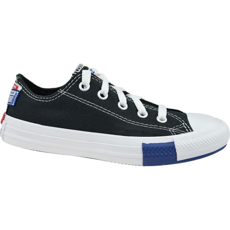 Converse Chuck Taylor All Star Jr 366992C shoes black
