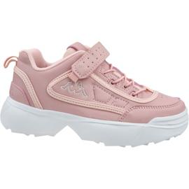 Kappa Rave Nc K Jr 260782K-2110 shoes pink