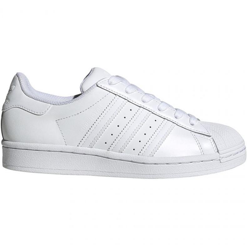 Adidas Superstar J white EF5399 children's shoes