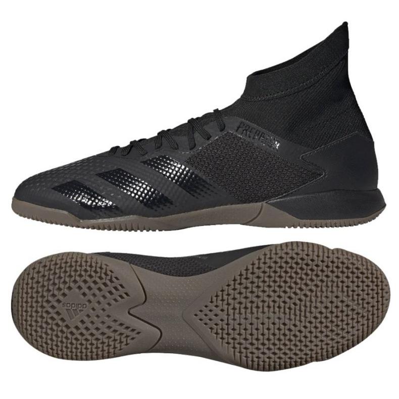 Adidas Predator 20.3 In M EE9573 indoor shoes black multicolored