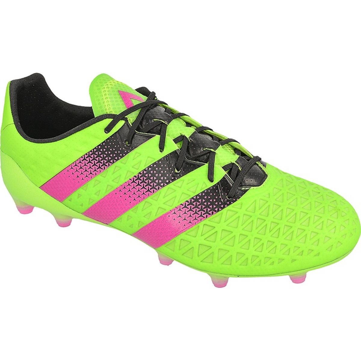 Repetirse Identidad Detector  Adidas Ace 16.1 FG / AG M AF5083 football shoes green green - ButyModne.pl