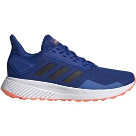 Adidas Duramo 9 Jr EG7906 shoes blue