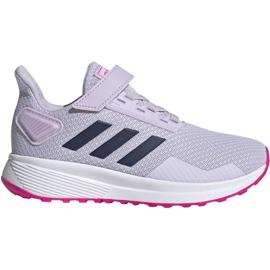Adidas Duramo 9 C Jr EH0545 shoes violet