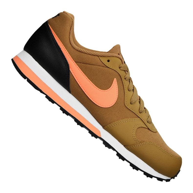 Nike Md Runner 2 Gs Jr 807316-700 shoes brown