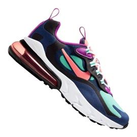 Nike Air Max 270 React Jr BQ0103-402 shoes multicolored