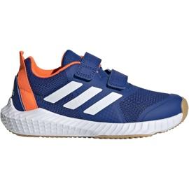Adidas FortaGym Cf K Jr G27199 shoes blue
