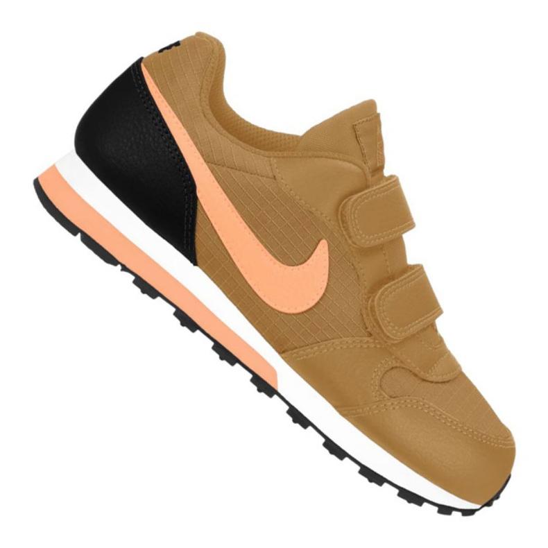 Nike Md Runner 2 Jr 807317-700 shoes brown
