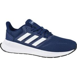 Adidas Runfalcon K Jr EG2544 shoes navy