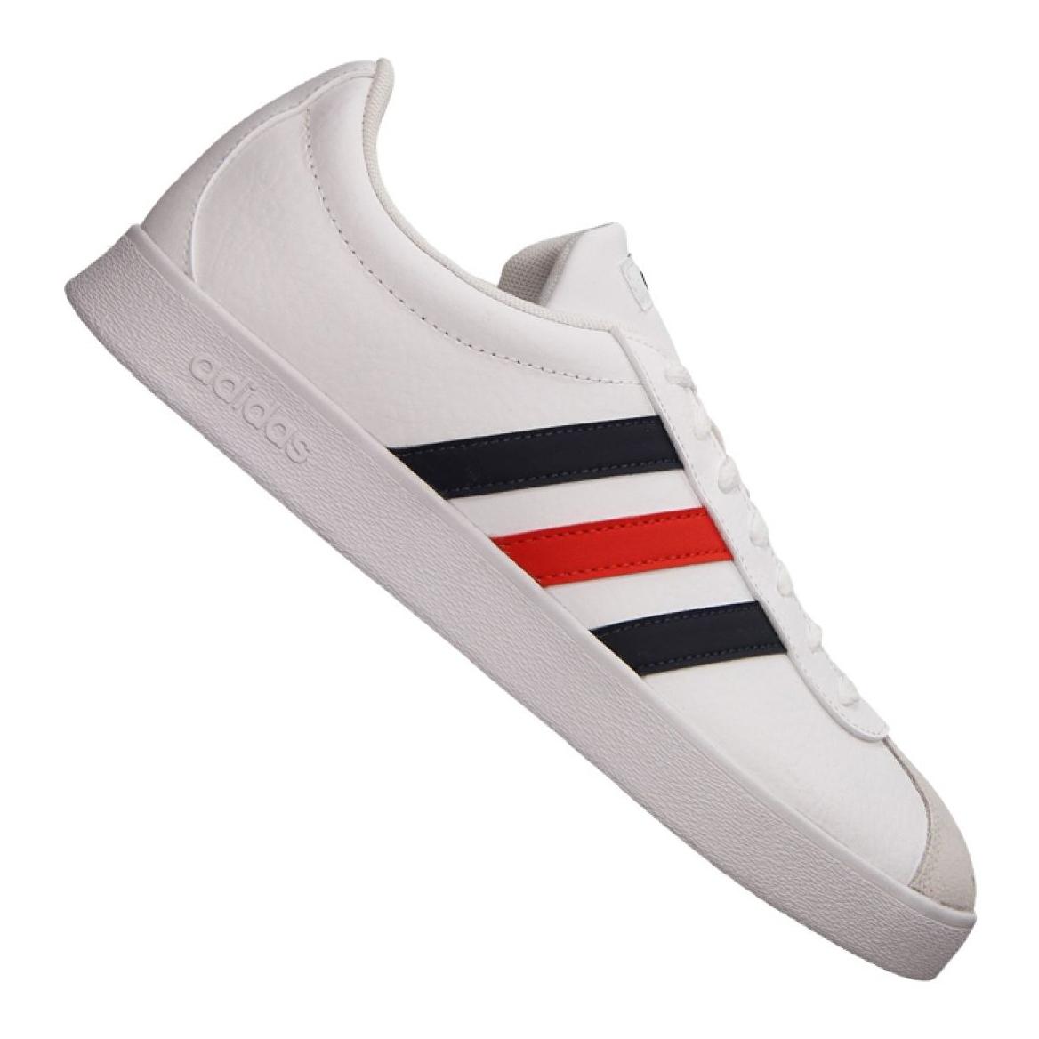 adidas vl court 2 shoes mens