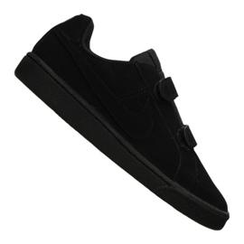 Nike Court Royale Psv Jr 833536-001 shoes black