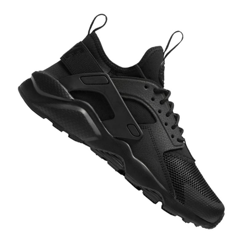 Nike Air Huarache Run Ultra Jr 847569-004 shoes black