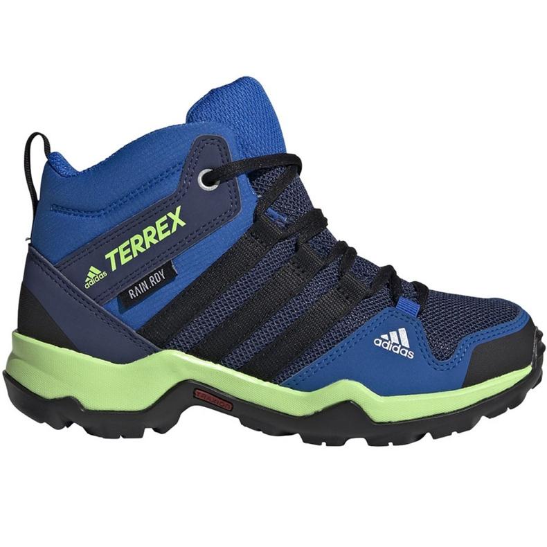Adidas Terrex AX2R Mid R.RDY K Jr EF2246 shoes navy