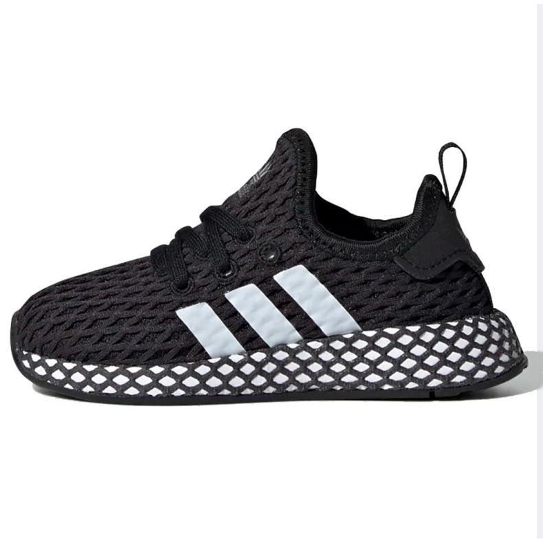 Adidas Originals Deerupt Runner Jr CG6864 shoes black