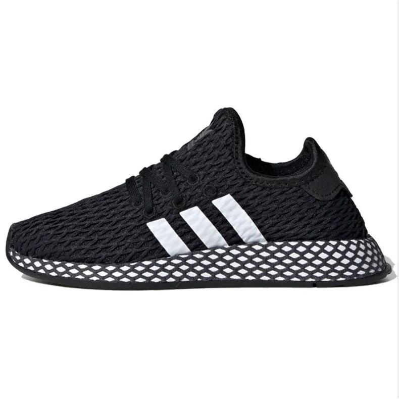 Adidas Originals Deerupt Runner Jr CG6850 shoes black