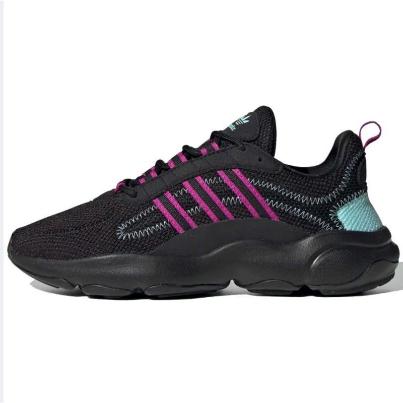 Adidas Originals Haiwee W EF4457 shoes black violet
