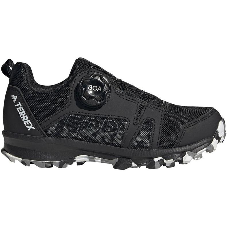 Adidas Terrex Agravic Boa K Jr EF3635 shoes black