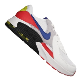 Nike Air Max Excee Gs Jr CD6894-101 shoes white multicolored