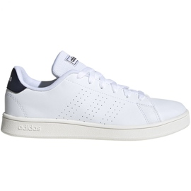 Adidas Advantage K Jr FW2588 shoes white
