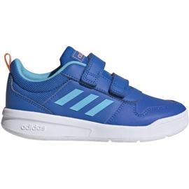 Adidas Tensaur C Jr EG4090 shoes blue