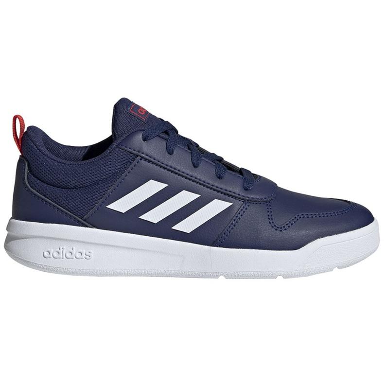 Adidas Tensaur Jr EF1087 shoes navy