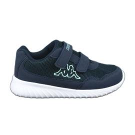 Kappa Cracker Ii K Jr 260647K 6737 children's shoes navy