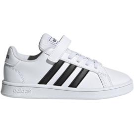 Adidas Grand Court C Jr EF0109 shoes white