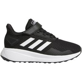 Adidas Duramo 9 C Jr G26758 shoes black