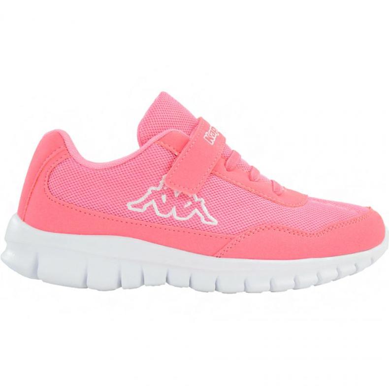 Kappa Follow K Jr 260604K 7210 shoes pink