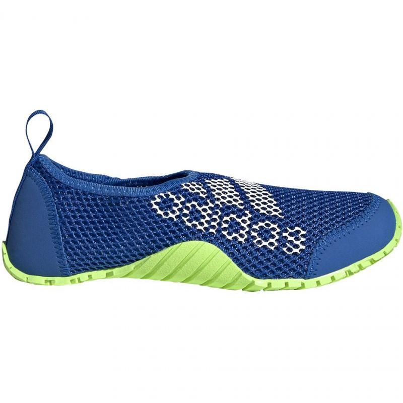 Adidas Kurobe K Jr EF2239 water shoes blue