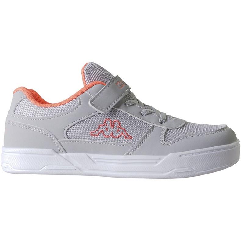 Kappa Dalton K Jr 260779K 1429 shoes grey