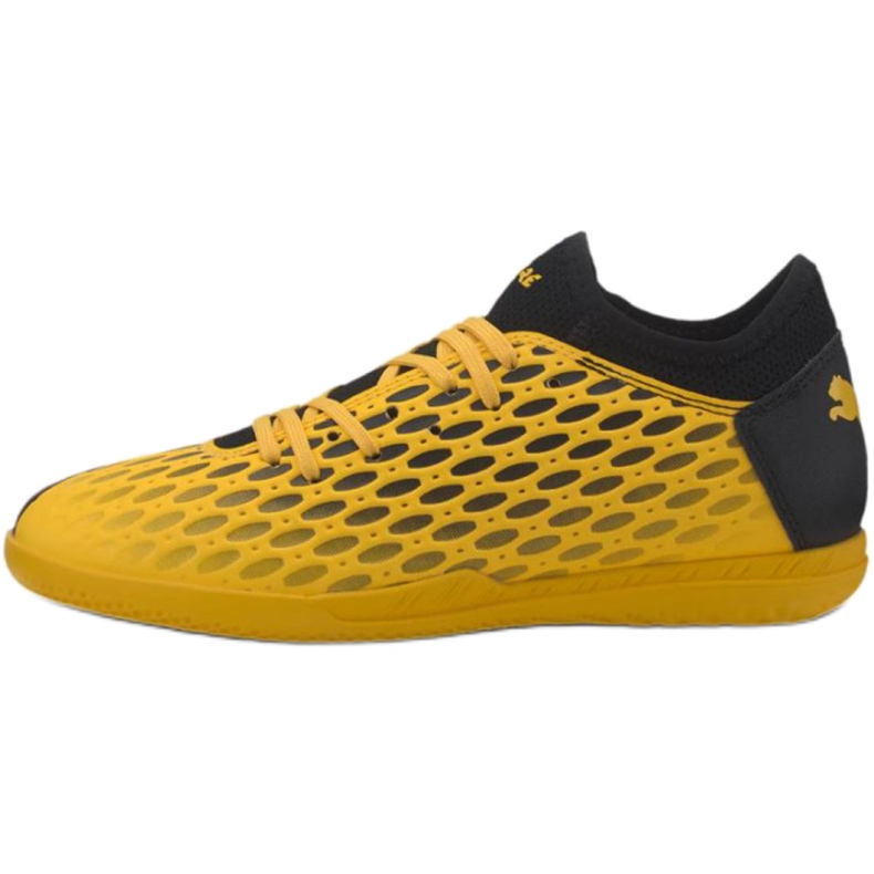 Puma Future 5.4 It Jr 105814 03 football shoes yellow
