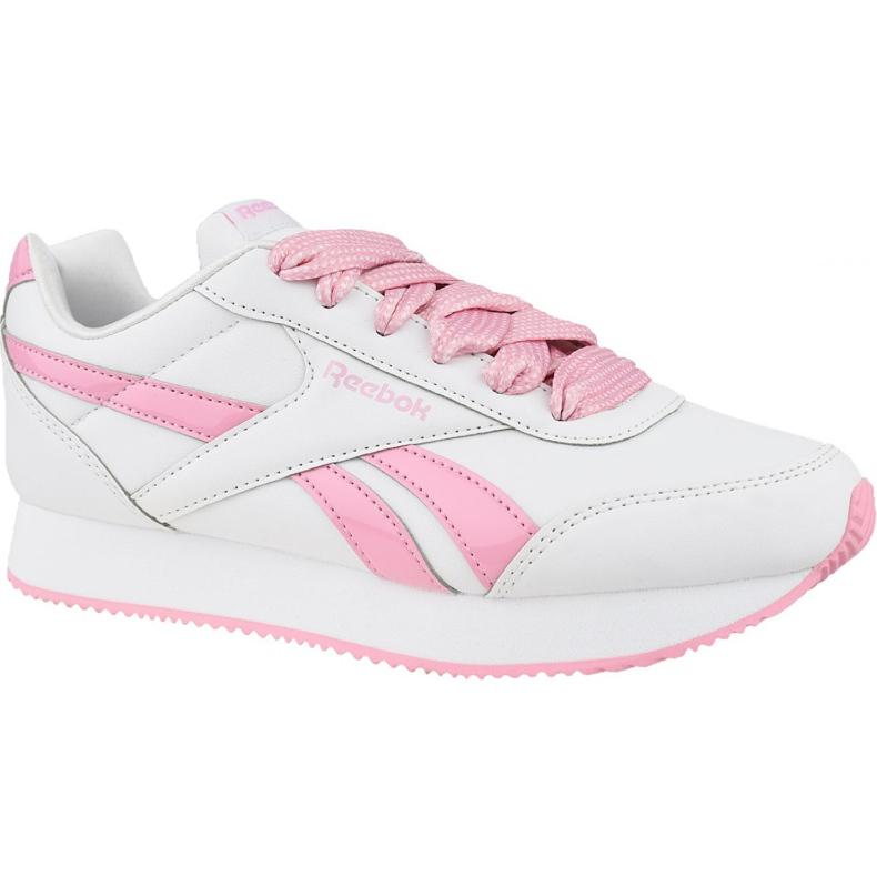 Reebok Royal Cl Jogger 2.0 Jr DV9044 shoes white