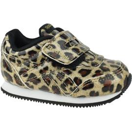 Reebok Royal Classic Jogger 2.0 K DV9039 shoes brown multicolored