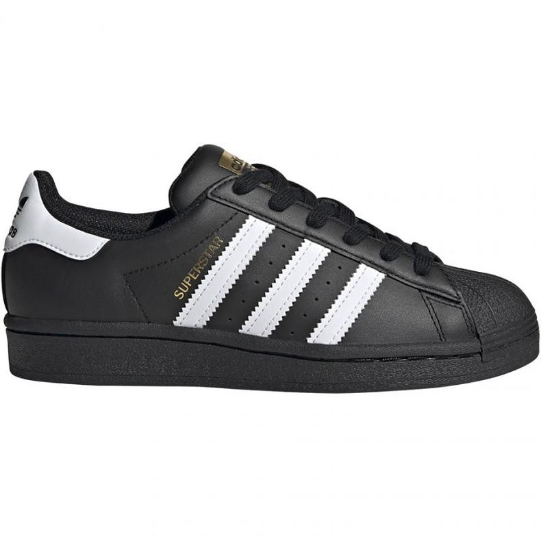 Adidas Superstar J Jr EF5398 shoes black