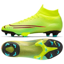 Nike Mercurial Superfly 7 Pro Mds Fg M BQ5483-703 football shoes yellow yellow