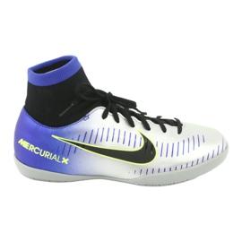 Indoor shoes Nike Mercurial Victory 6 Df Njr Ic Jr 921491-407 silver