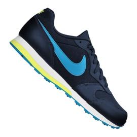 Nike Md Runner 2 Gs Jr 807316-415 shoes navy