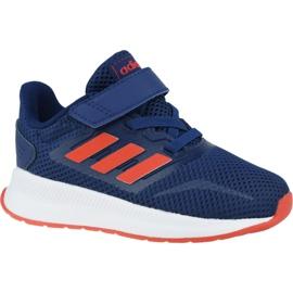 Adidas Runfalcon Jr EG2226 shoes navy