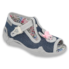 Befado children's shoes 213P119 grey