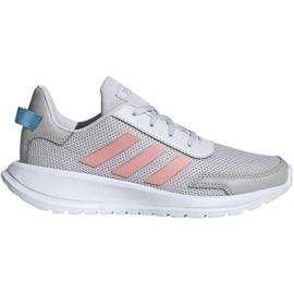 Adidas Tensaur Run Jr EG4132 shoes pink grey