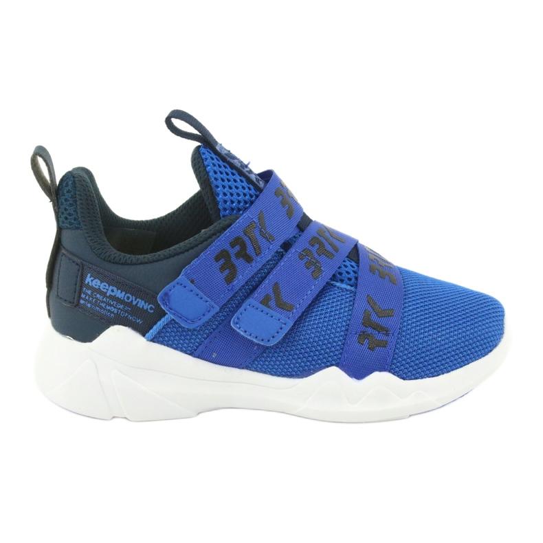 Bartek 75213 Sport Shoes leather insole navy blue