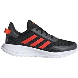 Adidas Tensaur Run K Jr EG4124 shoes black orange