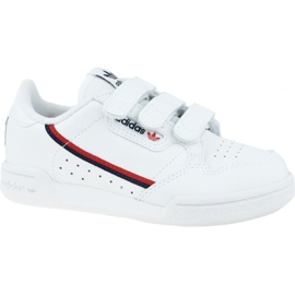 Adidas Continental 80 K EH3222 shoes white